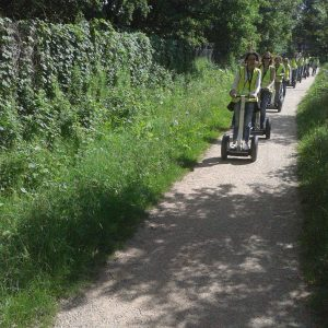 Sustainable Green Tours Segway