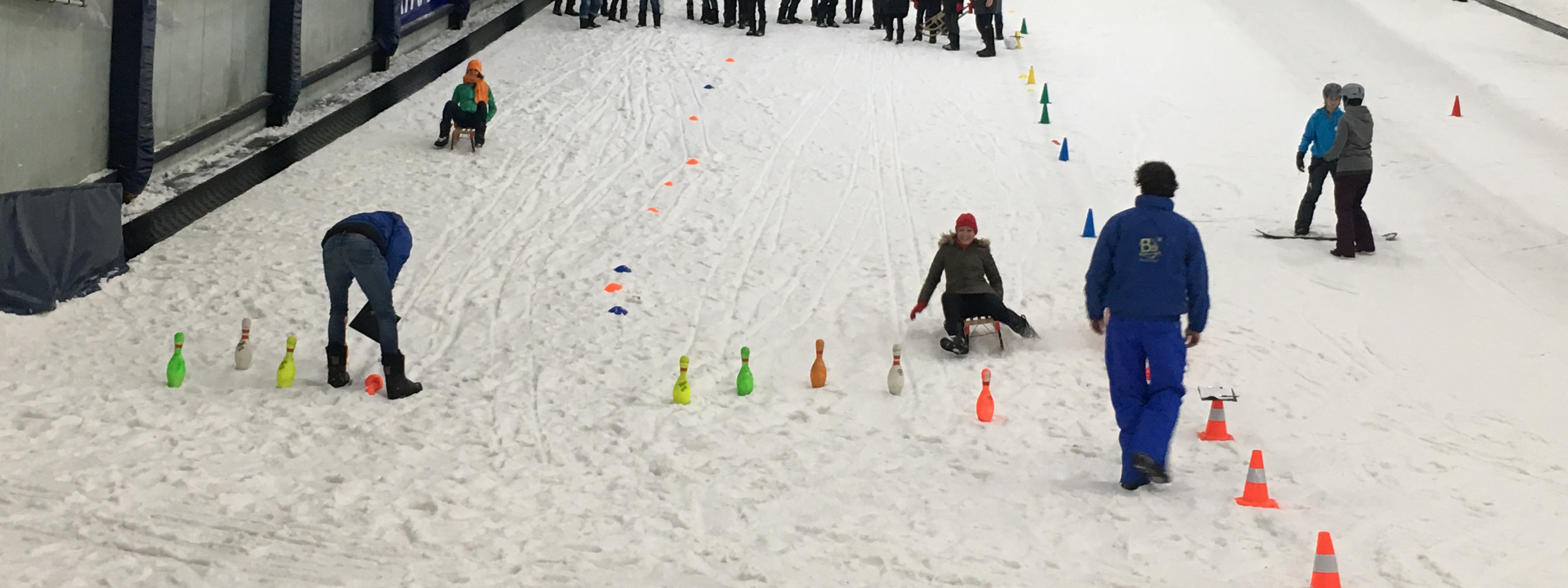 Snowgames winter teambuilding