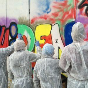 Workshop Grafitti art and culture