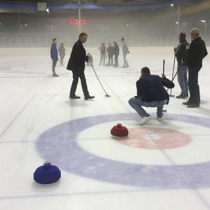 Teambuilding Fun Winter Games