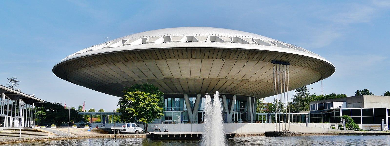 evoluon conference centre