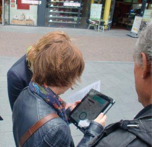 iPad team Challange