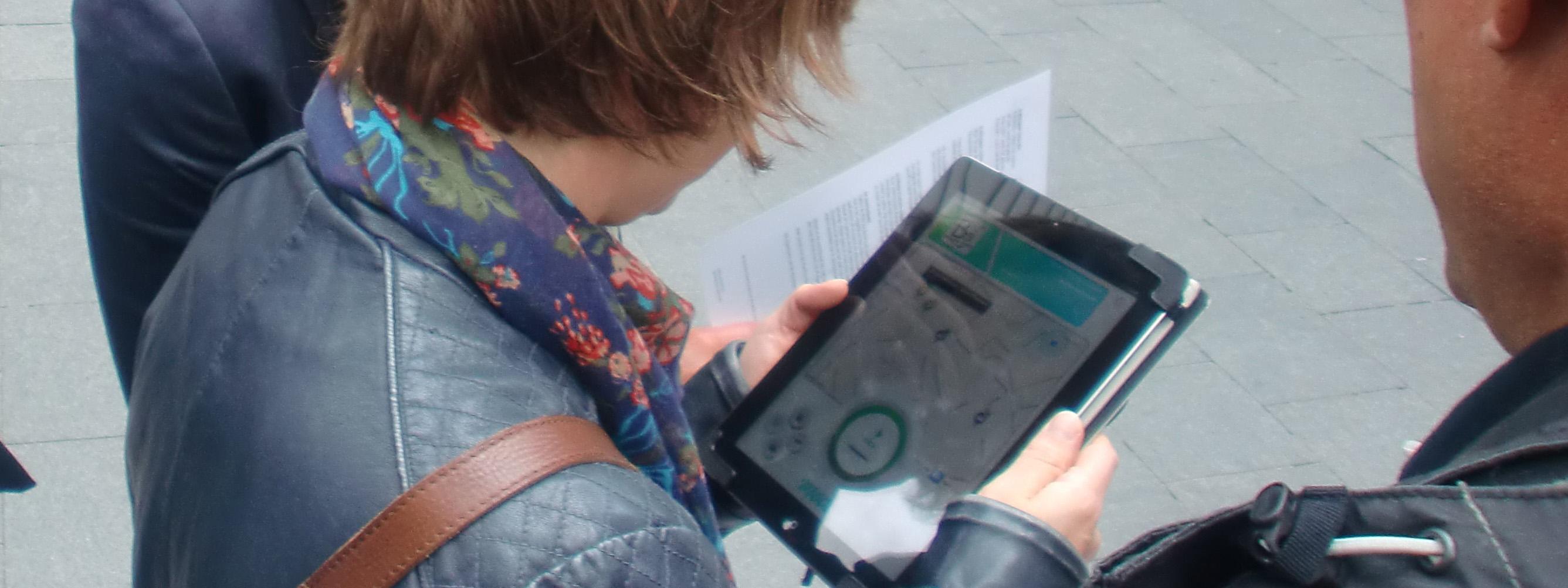 iPad team Challange - Eindhoven
