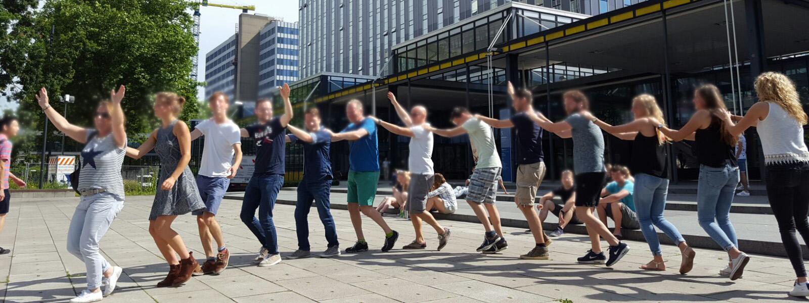 polonaise city game fun