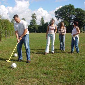 Teambuilding Golf Challenge