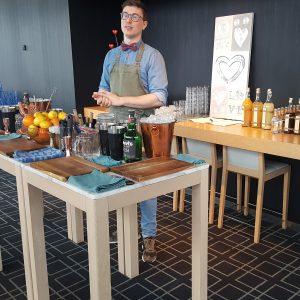 Liquor Workshop