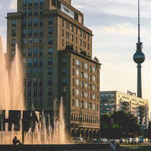 Berlin Vierkant
