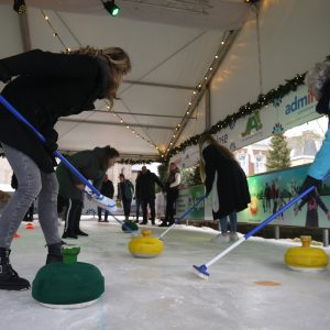 Fun curling, or other activities