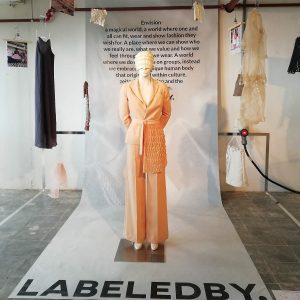 Dutch Design Week Fashion Labeledby